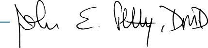 Dr. Petty's Signature